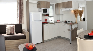 mobil-home GAMME PASSION - BEL AIR - ©Auvinet02